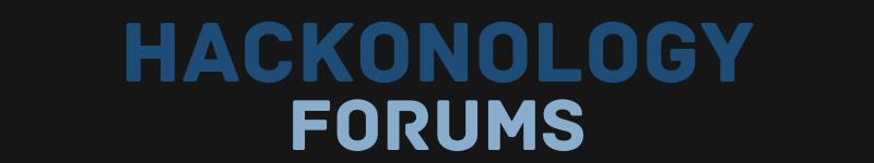 HackonologyForums